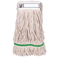 Compare prices for 2Work 340g PY Kentucky Mop Green Pack of 5 103221GN