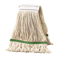Compare prices for 2Work 340g Multi Kentucky Mop Green Pack of 5 KDGN3405I