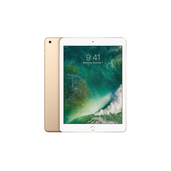 Apple iPad Wi-Fi 128GB Gold MPGW2BA cheapest retail price