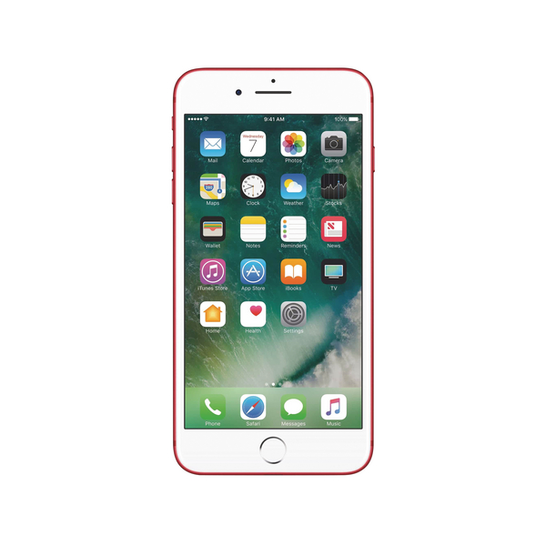 Search and compare best prices of Apple iPhone 7 128GB Special Edition Red MPRL2BA in UK
