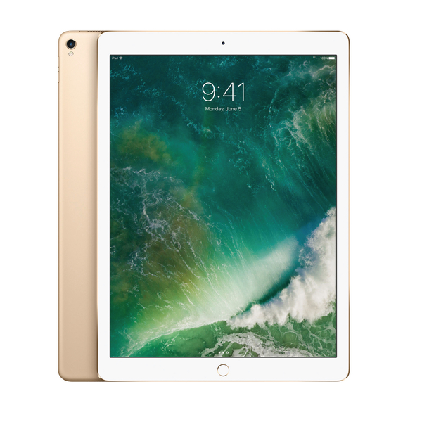 Apple iPad Pro 12.9in Wi-Fi 64GB Gold MQDD2BA cheapest retail price