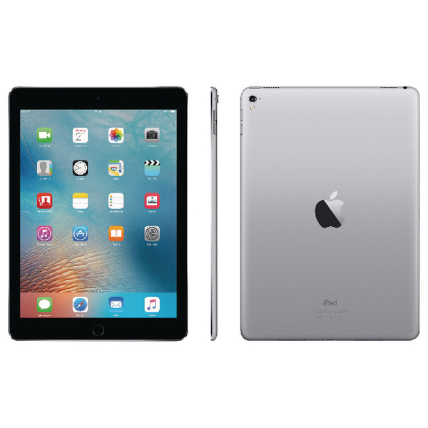 Apple iPad Pro 9.7 inch 32GB Wi-Fi and 4G Space Grey MLPW2BA cheapest retail price
