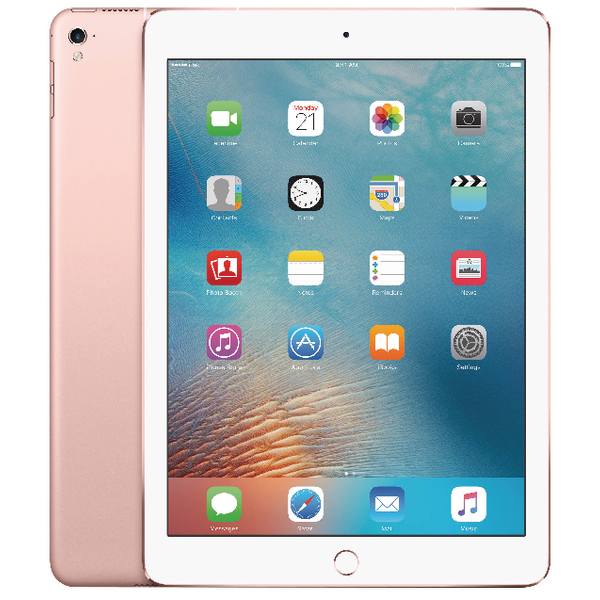 Apple iPad Pro 32GB Wi-Fi and 4G Rose Gold MLYJ2BA cheapest retail price