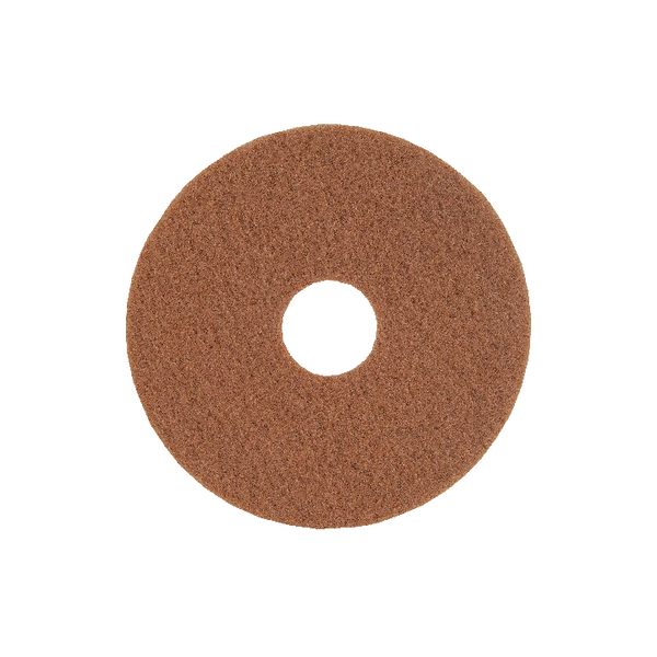 Compare retail prices of 15in Standard Speed Floor Pad Tan Pack of 5 102508 to get the best deal online