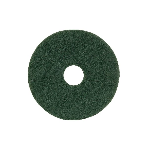 Compare retail prices of 15in Standard Speed Floor Pad Green Pack of 5 102603 to get the best deal online