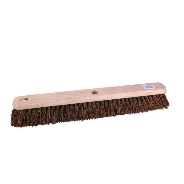Compare retail prices of 24in Platform Broom with Stiff Bristles and 1400mm Handle 102884 to get the best deal online