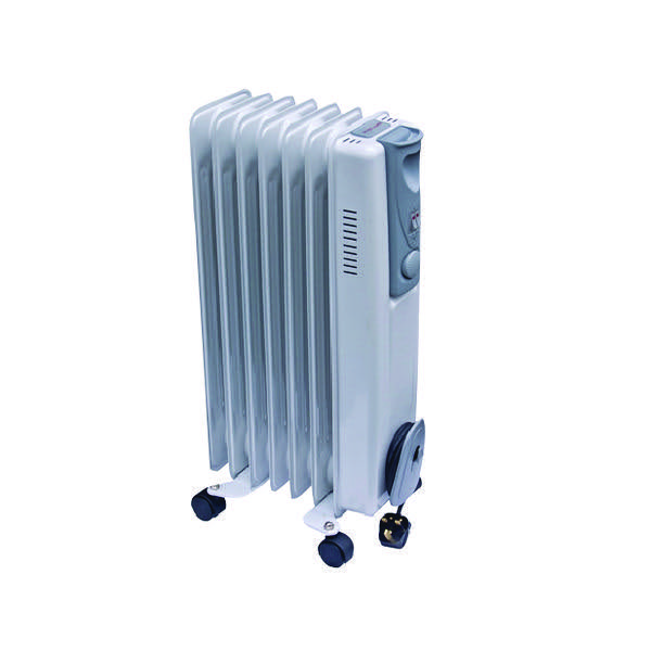 Compare retail prices of 1.5kw Oil-Filled Radiator White CRHOFSL7H 42690 to get the best deal online