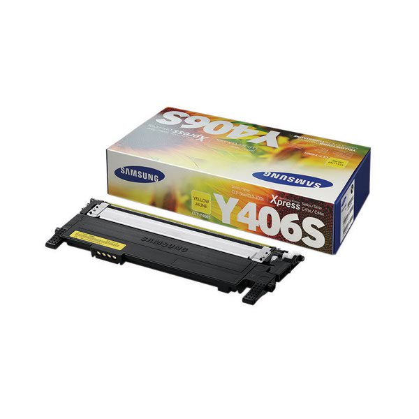 Compare retail prices of Samsung Toner cartridge Y406S CLT Y406SELS Original Yellow 1000 pages to get the best deal online