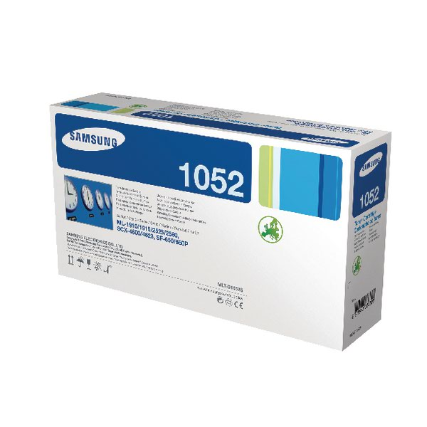 Compare retail prices of Samsung Toner cartridge MLT D1052S MLT D1052SELS Original Black 1500 pages to get the best deal online
