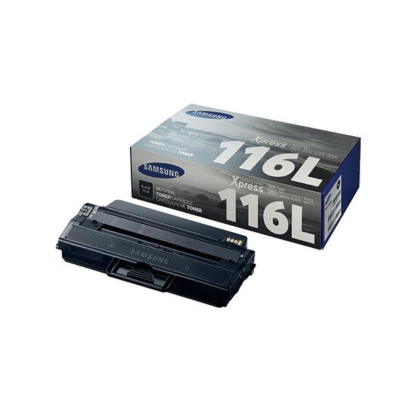 Compare retail prices of Samsung Toner cartridge D116L MLT D116LELS Original Black 3000 pages to get the best deal online