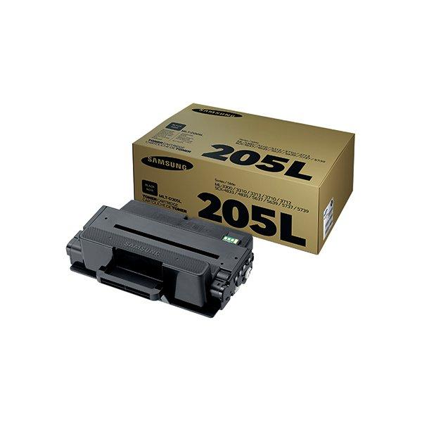 Compare retail prices of Samsung Toner cartridge MLT D205L MLT D205LELS Original Black 5000 pages to get the best deal online