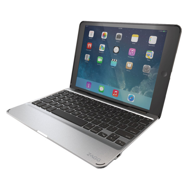 Compare retail prices of Zagg Slim Book Case With keyboard iPad Mini Black Case to get the best deal online