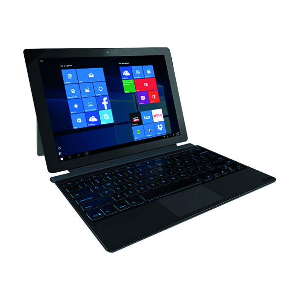 Compare retail prices of Zagg Slim Cover With keyboard Microsoft Surface Pro 3 and 4 Black Case to get the best deal online