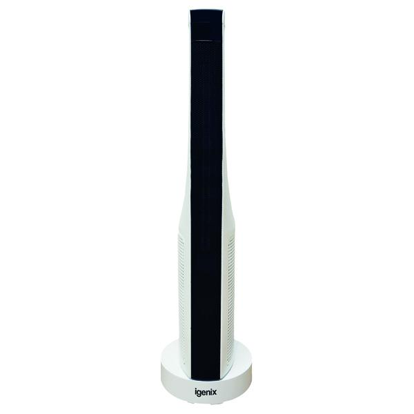 Compare retail prices of 2kW PTC Ceramic Tower Fan Heater White IG9032 to get the best deal online