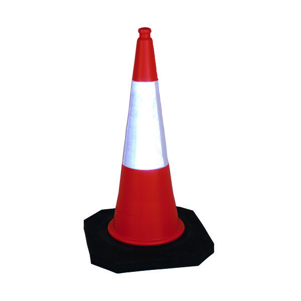 Compare retail prices of 2 Part Traffic Cone 1000mm 398431 to get the best deal online