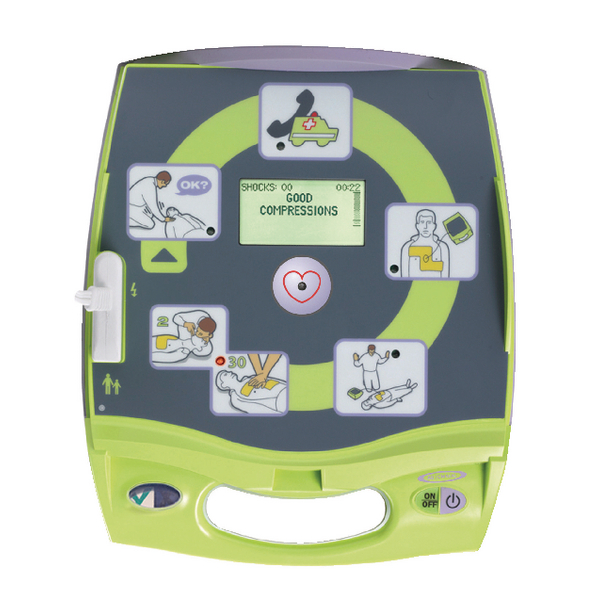 Compare retail prices of Zoll AED Plus Auto Defibrillator H40038 to get the best deal online