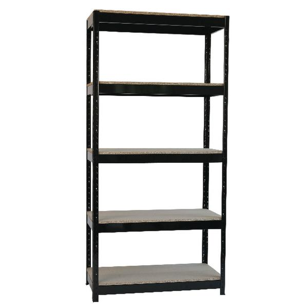 Compare retail prices of Zamba Medium Duty Boltless Shelving Unit 5 Shelves STS56221 STS56221 to get the best deal online