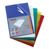 Rexel Nyrex Cut Flush Folder A4 Red (Pack of 25) 12161RD