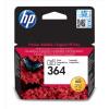 Hewlett Packard [HP] No. 364 Inkjet Cartridge Page Life 130 photos Photo Black Ref CB317EE #ABB