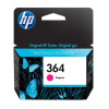 Hewlett Packard [HP]No.364 Inkjet Cartridge Page Life 300pp 3ml Magenta Ref CB319EE