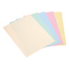 Business Coloured Copier Paper Multifunctional Ream-Wrapped 80gsm A4 Light Cream [500 Sheets]