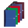 Oxford Office Nbk Wirebound Soft Cover 90gsm Smart Ruled 180pp A5 Assorted Colour Ref 100103741 [Pack 5]