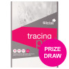 Silvine Tracing Pad Acid Free Paper 50gsm 50 Sheets A4 [COMPETITION]