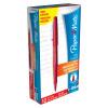 Paper Mate Flair Felt Tip Pens 1.0mm  Tip 0.8mm Line Red Ref S0190993 [Pack 12]