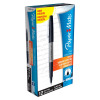 Paper Mate Flair Felt Tip Pen Ultra Fine 0.5mm Tip Black Reef S0901320 [Pack 12]
