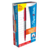 Paper Mate Flair Felt Tip Pen Ultra Fine 0.5mm Tip Red Ref S0901340 [Pack 12]