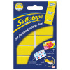 Sellotape Sticky Fixers Adhesive Pads Removable Indoor Use 20x40mm Ref 300778 [Pack 10]