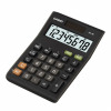 Casio Calculator Desktop Battery/Solar-power 8 Digit 3 Key Memory 103x137x31mm Black Ref MS-8TV/MS-8B