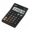 Casio Desktop Calculator 8 Digit 3 Key Memory Battery/Solar Power 103x28.8x147mm Black Ref MS-8TV/MS-8B