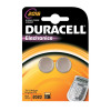 Duracell DL2016 Battery Lithium for Camera Calculator or Pager 3V Ref 75072666 [Pack 2]