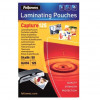 Fellowes Laminating Pouches 250 Micron 54x86mm Ref 5396602 (Pack 50)