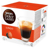Nescafe Caffe lungo Capsules for Dolce Gusto Machine Ref 12019900 Packed 48 (3x16 capsules=48 Drinks)