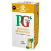 PG Tips Tea Bags English Breakfast Enveloped Ref A07999 [Pack 25]