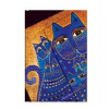 Mediterranean Cats Address Book mini
