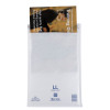 Mail Lite Lightweight Postal Bags 120x210mm White Pack 100