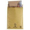 Mail Lite Gold Lightweight Postal Bag F/3 220x330mm Internal Pack 50