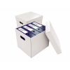 Contract Storage Box White 381 x 330 x 255mm