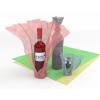 Coloured Tissue Paper - White 500 x 750mm 100 Shts/Pack