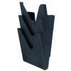 Avery Mainline Display File A4 Black Ref 144-3 BLK [Pack 3]