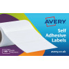 Avery Address Labels Typewriter Roll 102x49mm White Ref AL03 [190 Labels]