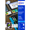 Avery Quick and Clean Business Cards All Printers 200gsm 10 per Sheet White Ref C32011-25UK [250 Cards]