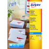 Avery White Inkjet Address Labels 99.1 x 33.9mm 16 Per Sheet (Pack of 1600) J8162-100