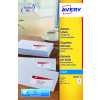 Avery Inkjet Address Labels 21 Per Sheet White (Pack of 525) J8160-25