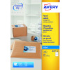 Avery QuickDRY White Inkjet Labels 99.1 x 93.1mm 6 Per Sheet (Pack of 600) J8166-100
