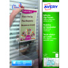 Avery Adhesive Sign Pockets A4 Transparent (Pack of 10) L7083-10