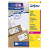 Avery Laser Parcel Labels 99.1x67.7mm 8 Per Sheet White (Pack of 320) L7165-40